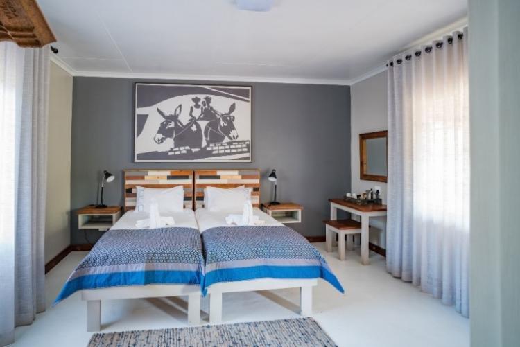 Voyage sur noces en Namibie