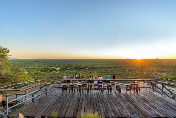lune de miel Namibie