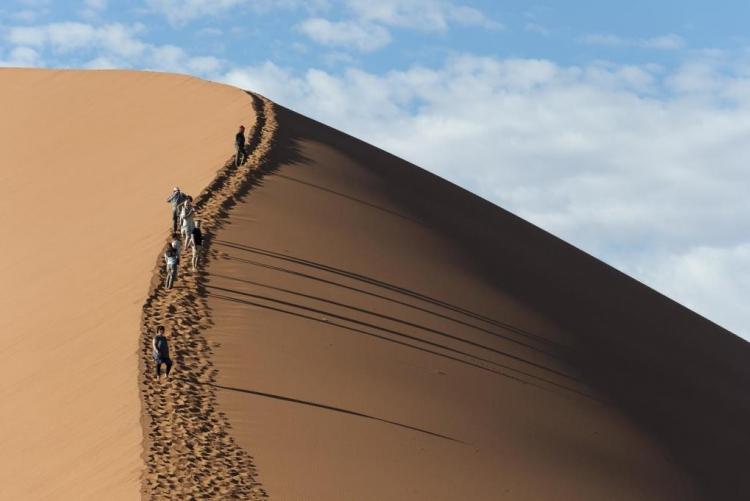 Dunes de Sossusvlei, Voyage Namibie