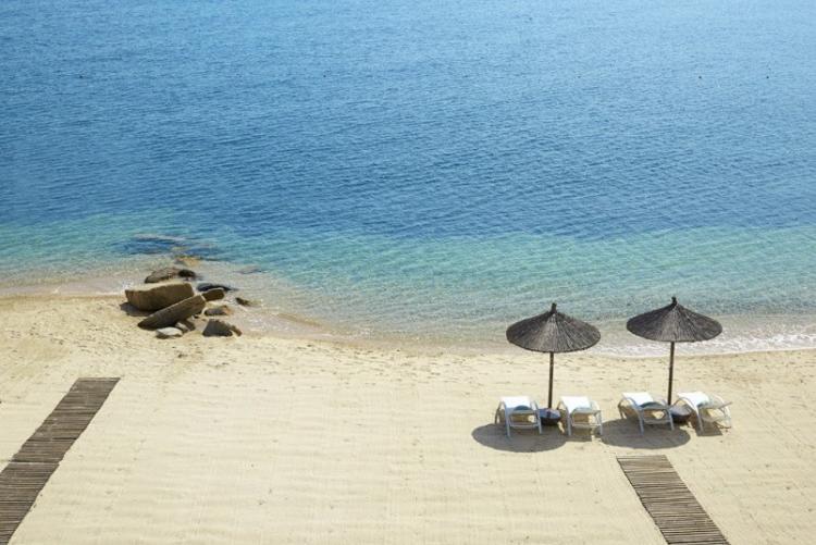 Belles plages Grèce