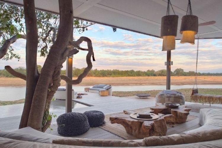 Chizombo, South Luangwa, Zambie