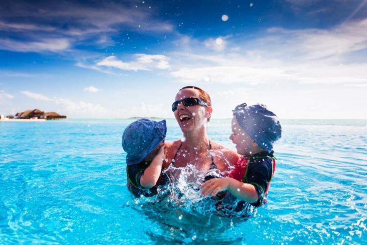 Séjour en famille avec des enfants en Chalcidique à l'Eagles Resort en Grèce