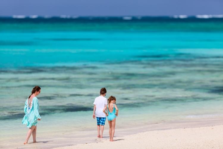 Détente sur les plages de Zanzibar