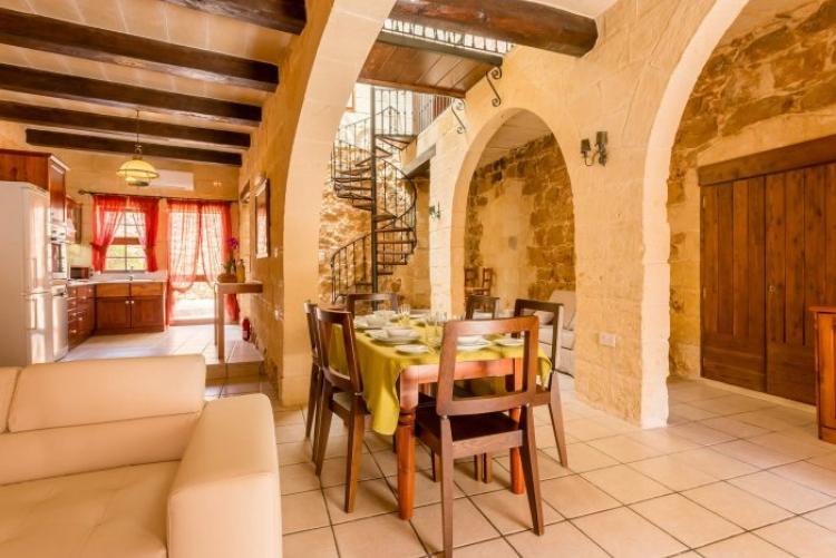 Maison traditionnelle de Gozo Farmhouse