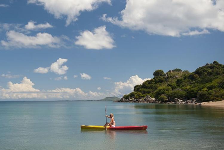 Kaya Mawa au Lac Malawi