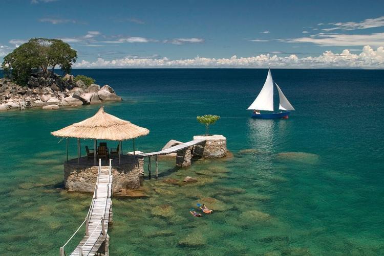 Kaya Mawa au Malawi est un lodge unique !