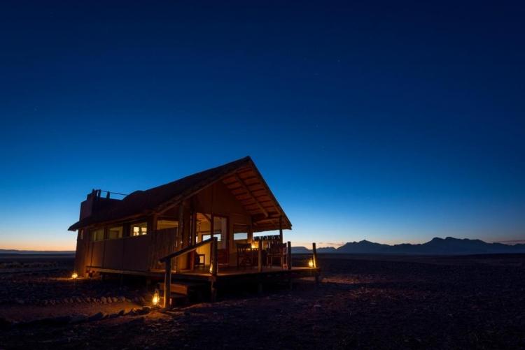 Kulala Desert lodge, Sossusvlei, Voyage Namibie