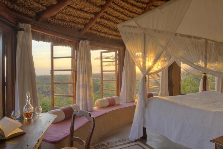 Votre chambre à Lewa Wilderness en safari au Kenya