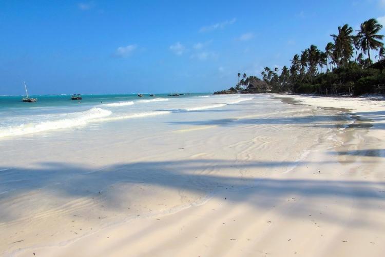 séjour mer Kenya