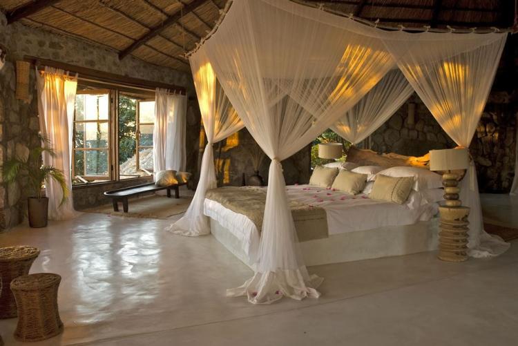 Chambre premium à Kaya Mawa en voyage sur mesure au Malawi