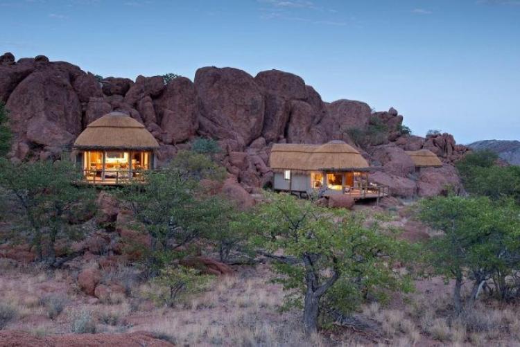 voyage en famille Namibie