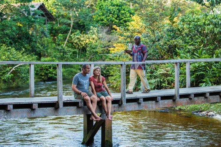 Voyage aventure au Congo Brazzaville