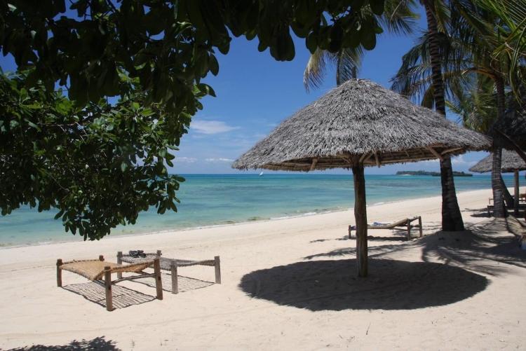 Séjour à Zanzibar, sur l'île de Chapwani