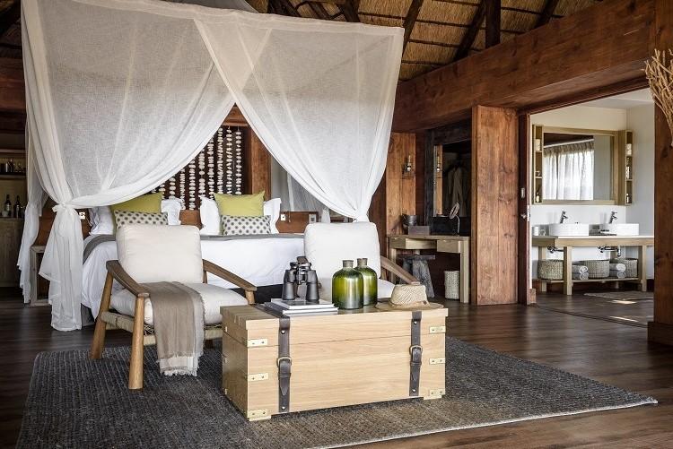 Votre chambre à Chief's Camp - Safari Botswana