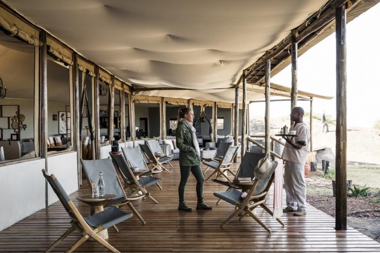 Voyage sur mesure en Tanzanie en avions taxis