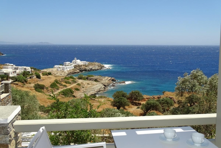 Séjour Sifnos hôtel de charme