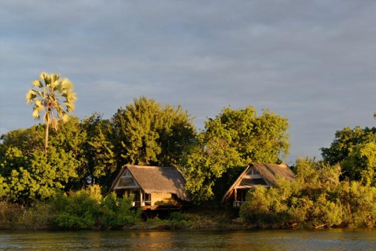 Votre chalet dans les arbres à Sindabezi près des Chutes Victoria en Zambie