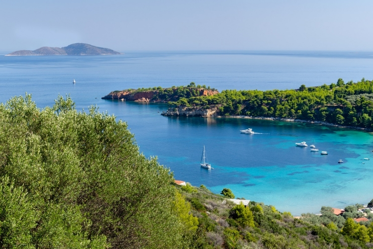 Voyage Skopelos sejour iles grecques