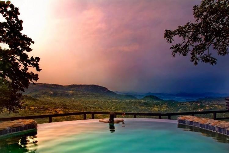 Safari en réserve privée du Kruger 4 étoiles - Bongani Mountain Lodge