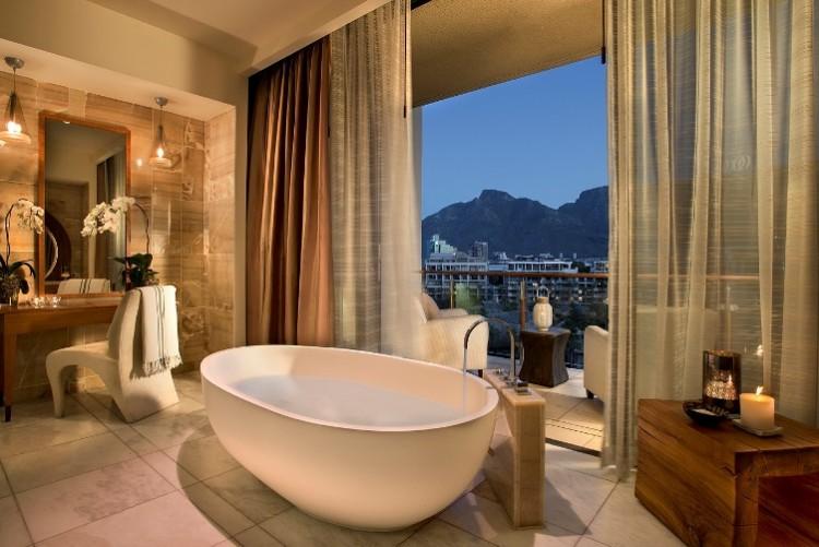 Séjour One&Only Capetown - Votre salle de bains - voyage sur mesure en Afrique du Sud