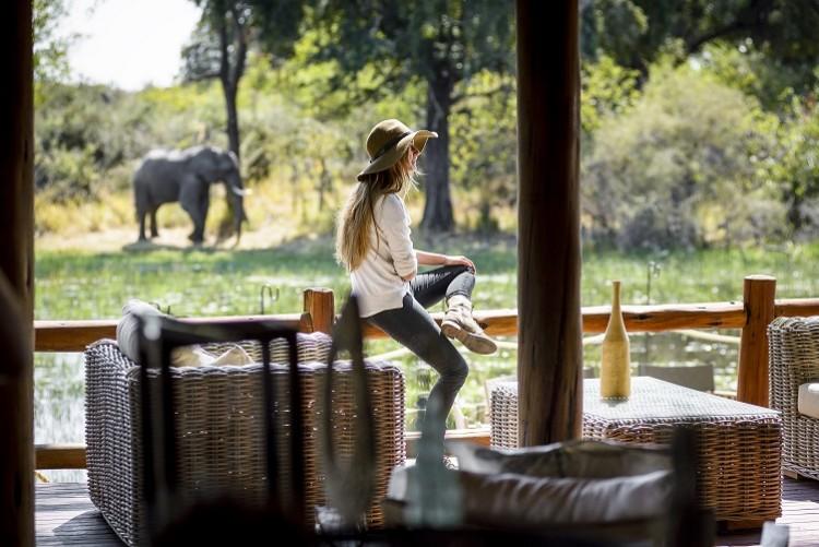 Safari Botswana - séjour à Chief's Camp dans le Delta de l'Okavango