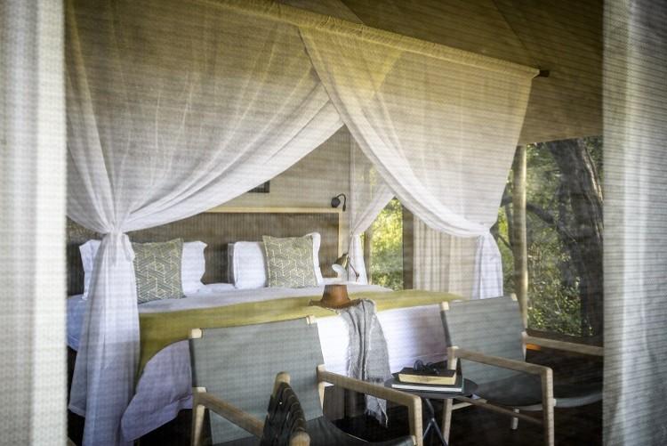 Votre tente à Stanley's Camp - Safari Botswana