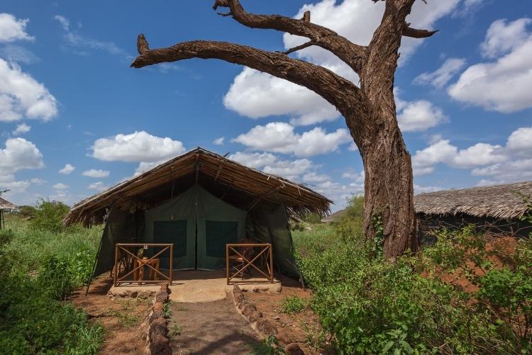 Séjour en petit camp de toile au Serengeti en safari en Tanzanie