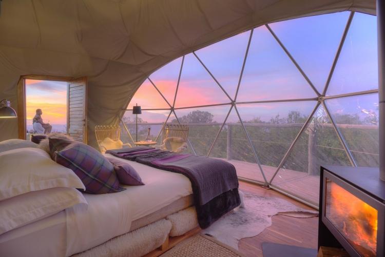 Une vue superbe sur la forêt vous attend à The Highlands en safari Tanzanie