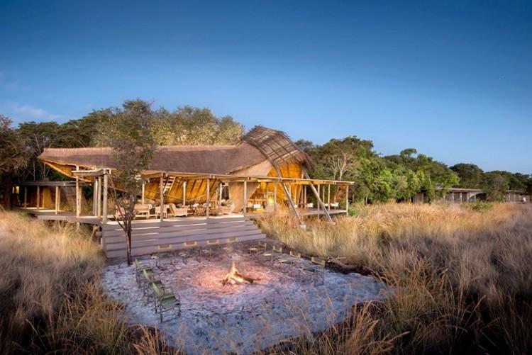 King Lewanika Lodge, nouveau et seul camp de Liuwa Plain en Zambie