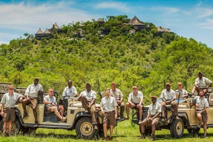 Circuit en Afrique du Sud