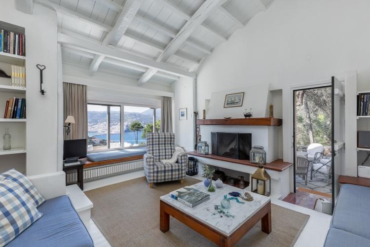 location villa iles grece