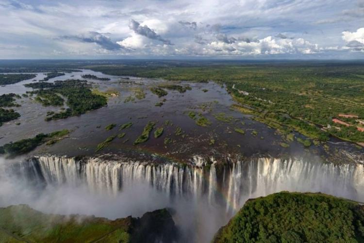 Voyage Chutes Victoria, Zimbabwe
