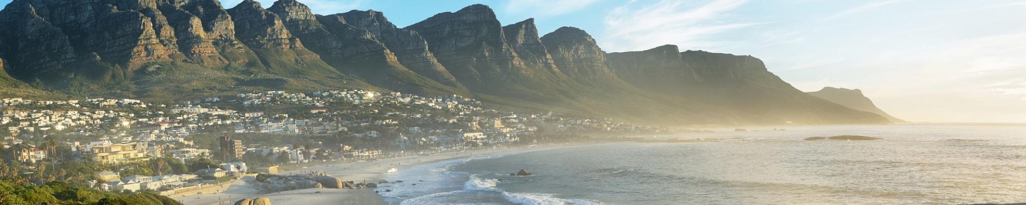 Afrique du sud Séjour à Cape Town
