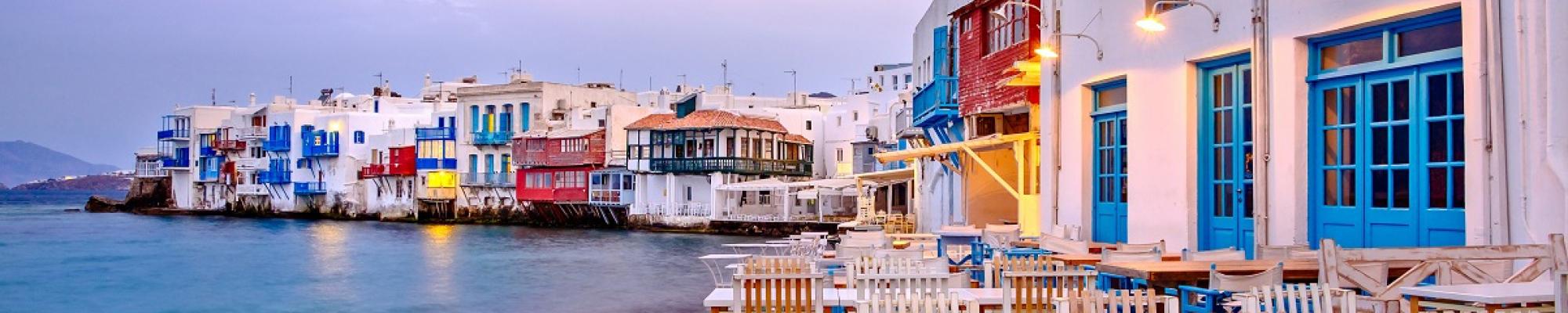 Séjour aux Cyclades - Mykonos