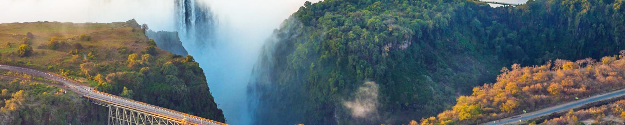Chutes Victoria, safari au Zimbabwe