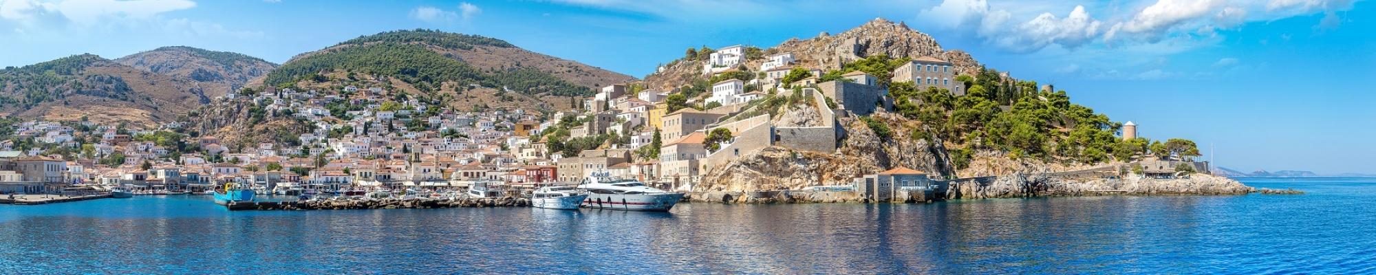 Ile Hydra séjour en Grèce voyage sur mesure