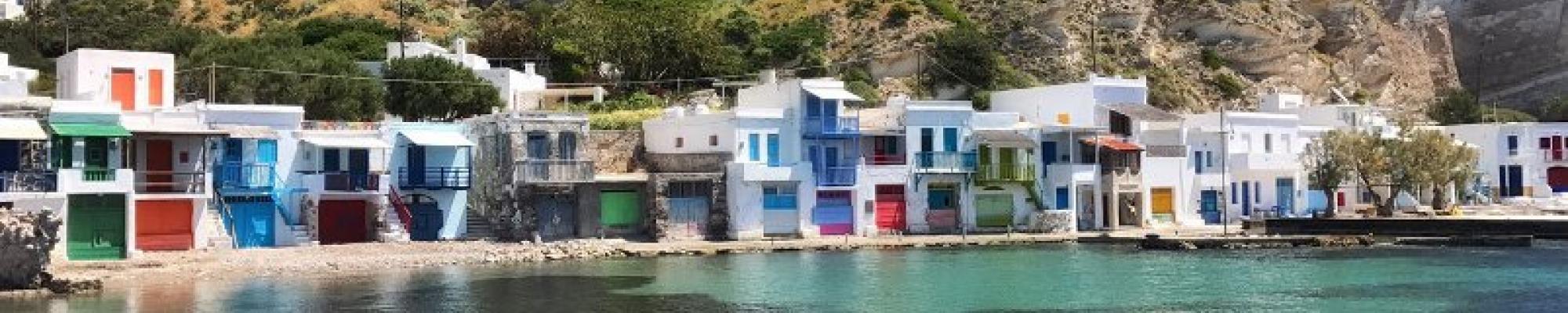 Voyage Cyclades Grèce