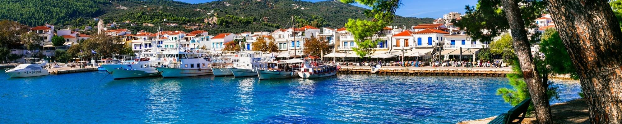 Grèce séjour Sporades