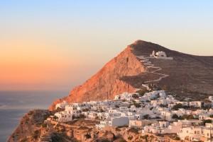 L'île de Folegandros - Circuit Cyclades - Voyage en Grèce