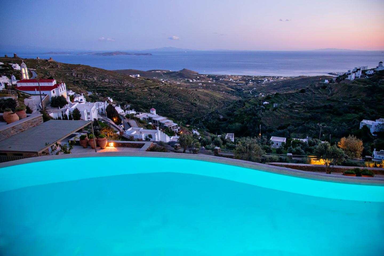Hotel Charme Grece Cyclades